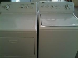 WASHER & DRYER PAIRS HEAVY DUTY LARGE CAPACITY 30 DAY WARRANTY/DELIVER