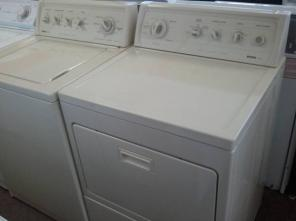REFURBISHED WASHER & DRYER SETS FROM $249 W/30 DAY WARRANTY