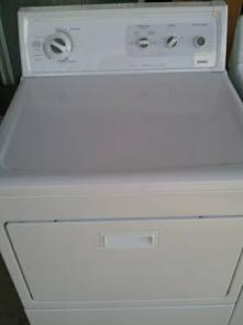 GE DRYER ELECTRIC 220 VOLTS WORKS GREAT 30 DAY WARRANTY/DELIVERY/INSTA