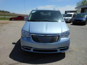 New Chrysler Town and Country Handicap Wheelchair conversion
